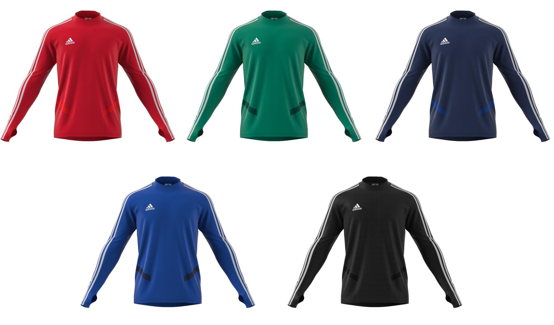 adidas Tiro 19 Trainingstop SK Teamsport:Sportbekleidung