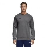 adidas Core 18 Sweat-Shirt Kinder